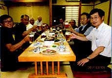 平成29年同窓会長野西支部総会が開催されました