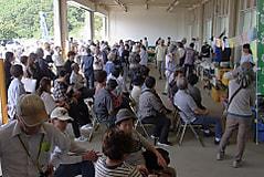 9月25日にのうだい屋を開催しました。