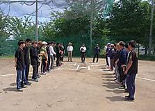農業大学校全学体育大会が開催されました その1