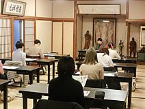 「食文化論」現地実習を善光寺宿坊で行いました。