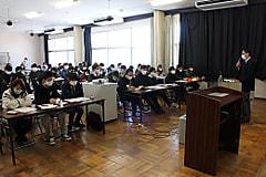 今年度最後の授業 ~校長雑感~