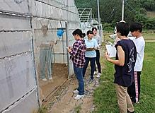 GAP(農業生産工程管理)の学習を進めています