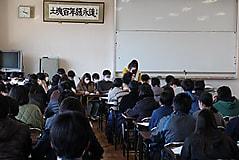 自啓寮自治会総会が開催されました