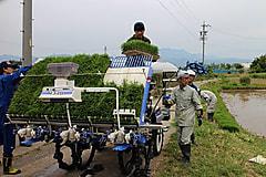 農業機械メーカーとの連携授業が今年も始まりました