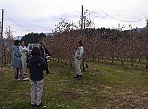 実践農業経営者コース卒業生のアフターフォローに行きました