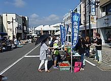 長野軽トラ市㏌篠ノ井に出店しました