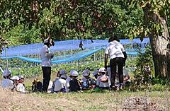 寺尾小学校の皆さんが遠足で来校しました