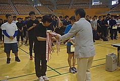 農業大学校全学体育大会が開催されました その2