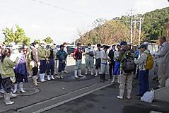学生が19号台風に係るボランティア活動を行いました