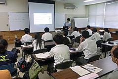 農業大学校体験学習を行いました