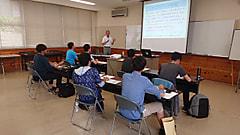 「農業経営実践論」授業始まる