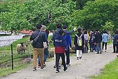 台湾 新北市の職業高校の学生の代表の皆さんが来校しました