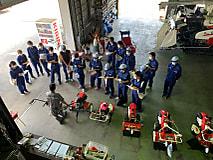 三菱農機販売株式会社によるコラボ授業が行われました。
