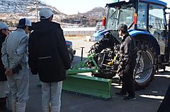 農業機械講習会